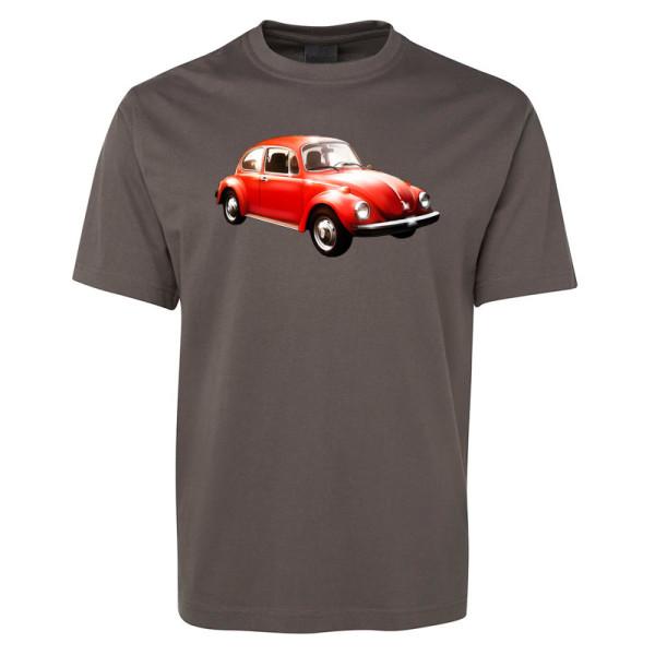 vw beetle illustrated  shirt  lovers  volkswagen